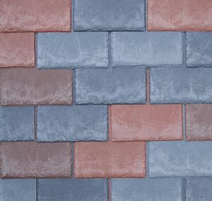 InSpire Mixes from InSpire Roofing Products eliminate the need for color-blending at worksites. Made of six mixes (Asheville, Greencastle, Manchester, Sedona, Smoky Gray, and Cranbrook), each of which contains three to five colors, the tile collection is factory mixed using crafted color ratios and shipped ready for applications, easing installation. With the appearance of natural slate, the tiles have a third of the weight and are made of resins and natural limestone that has been compression-molded. The tiles contain up to 10% recycled content and are Class A or Class C fire resistant, Class 4 impact resistant, and have a 110-mile-per-hour wind uplift rating. They also contribute toward LEED points. inspireroofing.com