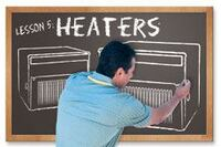 Equipment - Heaters