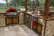 Built by Design: Tejas Originals Modular Outdoor Kitchen Cabinets