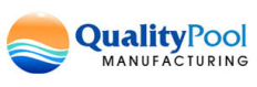 Quality Pool Mfg. Co. Logo