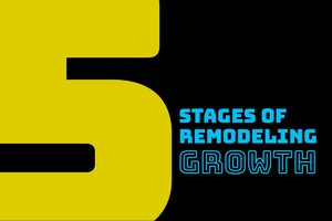 Your Guide to the Five Stages of Remodeling Growth