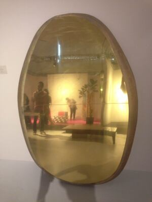 Vicenza de Cotiis mirror at Carwan.