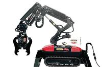 Stanley Hydraulic Tools F16 Remote Controlled Demo Robot