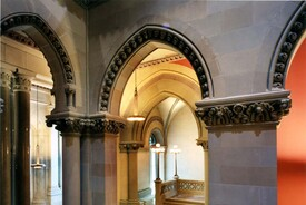 Phase 1: Assembly Chamber & East Vestibule, New York State Capitol, Albany, NY