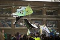 Cornell University Celebrates its Annual Dragon Day