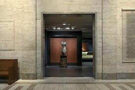 Nelson-Atkins Museum of Art Egyptian Art Gallery in the Susan B. and Mark A. Susz Galleries