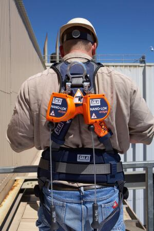 Capital Safety - Nano-Lok edge Self Retracting Lifeline| Concrete Construction Magazine | Tools ...