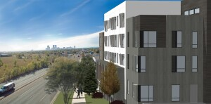 The $29 million Alto is designed by Shears Adkins Rockmore. The project is being financed with $14.75 million in LIHTC equity from Enterprise Community Investment and American Express.