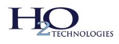 H2O Technologies, Inc. Logo