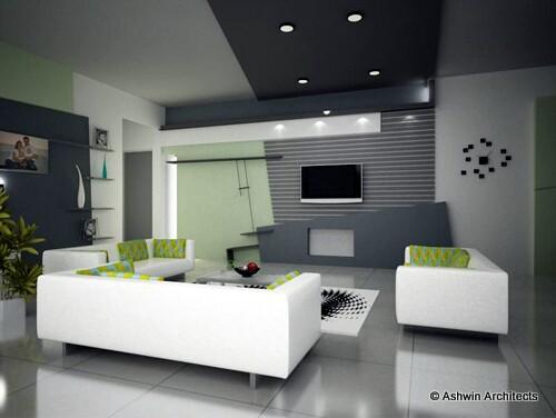 Madhus 5 BHK Apartment Interior Design