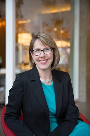 Janet Pogue McLaurin is a Washington, D.C.–based principal heading up Gensler's Workplace Sector.