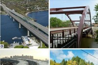 Thirteen innovative steel bridge projects earn national awards
