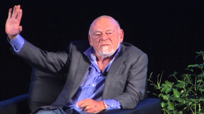Sam Zell Discusses Entrepreneurship and Investing
