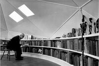 The Restoration of Buckminster Fuller's Dome Home Kicks Off Saturday