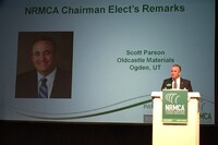 Scott Parson Elected Chairman of NRMCA