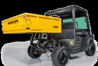 Hustler Turf Equipment Utility Vehicle
