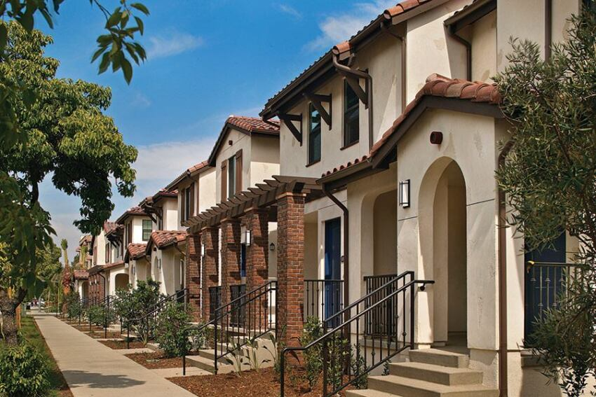 Related California's 74-Unit Triada Court, Santa Ana, Calif.