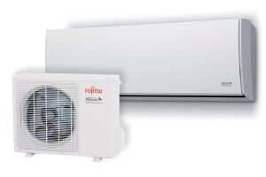 When it senses a room is unoccupied, the Wall Mounted 9RLS2 adjusts temperatures accordingly. The device incorporates Fujitsu's ESP (Energy Saving Program), which uses a motion sensor to determine when a person has left a room. Twenty minutes later, the unit increases room temperature by 4 F when in cooling mode, or drops the temperature by 8 F in heating mode. Available in 9,000, 12,000, and 15,000 BTU configurations, the 9RLS2 has a seasonal energy efficiency rating (SEER) of 27.2. fujitsugeneral.com