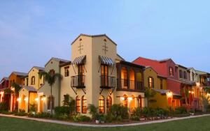 Big Draw. Stock Development's Paseo community in South Fort Myers, Fla., has sold 140 units over the past 15 months. Prices for its flats and townhomes start at $169,900.