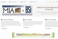 Natural Stone University Launched