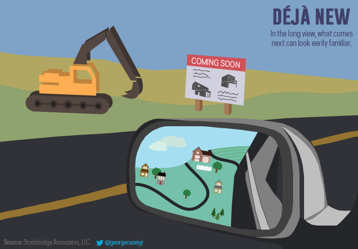 Deja New: What happens next can look eerily familiar.