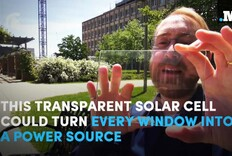 What If We Turned Every Window into a Power Source?