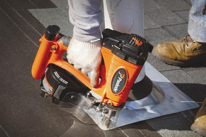 Nailed It: Paslode CR175C Fuel-Powered Cordless Roofing Nailer