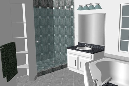Perhaps the laundry room has become a catch-all for your storage needs and threatens to overflow.