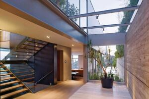 Nightingale 1 Residence  Architect: Studio Pali Fekete Architects (SPF:a)  Location: Beverly Hills, California