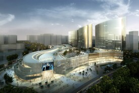 Mixed-use Development in Xiamen