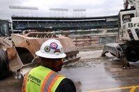 Wrigley Field Masonry Home Is On the Move