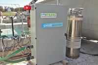 Fortrans Inc. + Model 5000 Series pH Control System