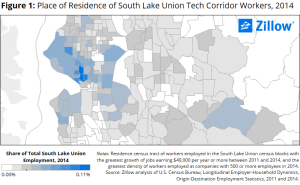 Seattle's Tech Corridor