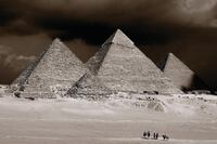 'Apex: The Anatomy of the Egyptian Pyramids'