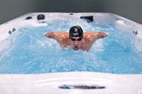 Michael Phelps Signature Swim Spas from Master Spas