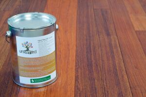 UNEARTHED PAINTS. VOC-free Unearthed Hard Wax oil finish provides durable protection for interior wood, cork, and stone applications. Made with sustainable raw materials such as linseed oil, carnauba wax, and tung oil, the product's transparent, honey-tinged hue allows the wood's inherent characteristics to show through. Most applications require only one coat, the company says.  720.432.3012. www.unearthedpaints.com.