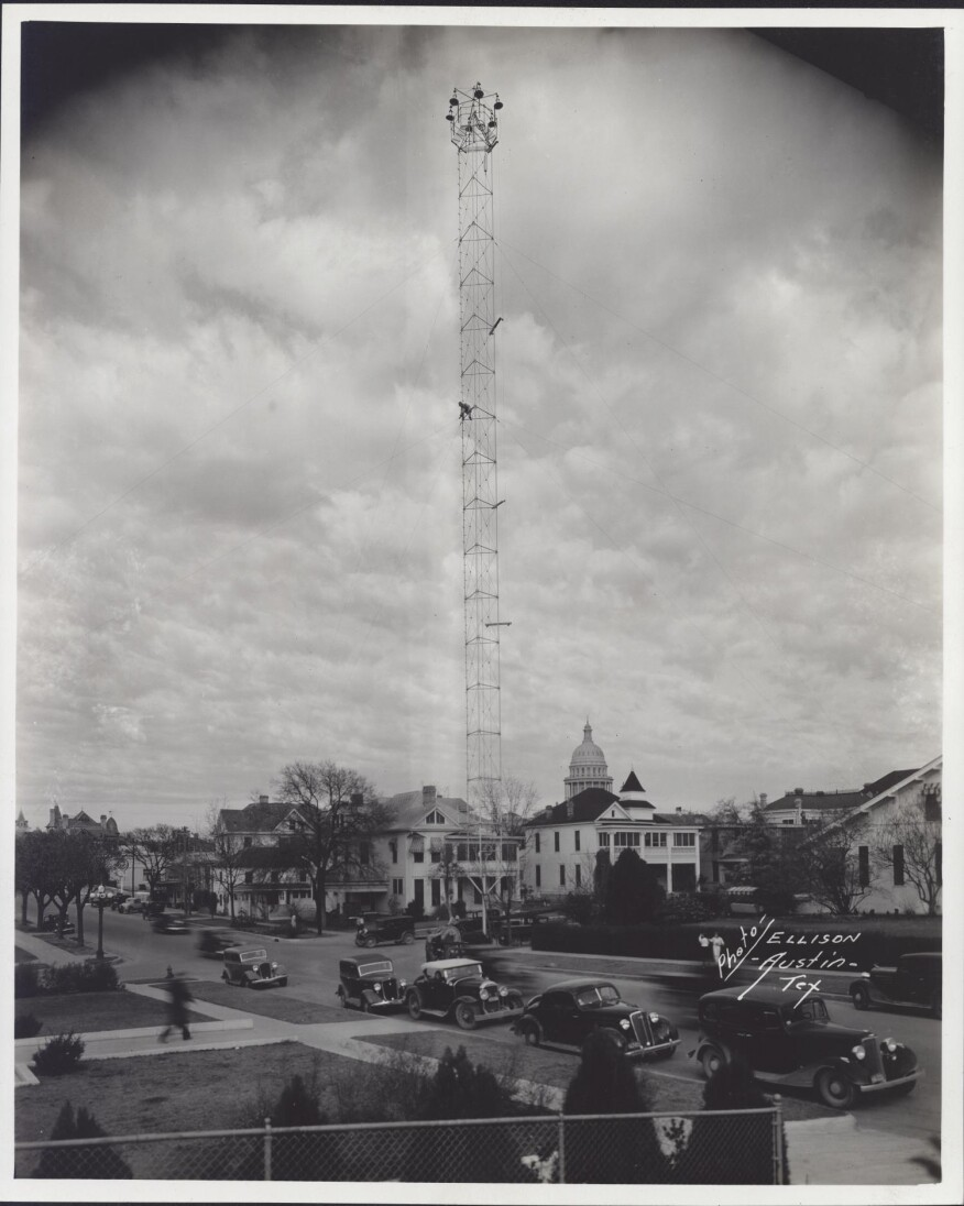Austin, Texas' Moonlight Towers