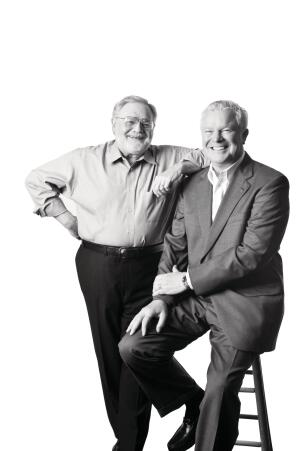 David Logson and Bill Post, Co-owners, Wayne Homes