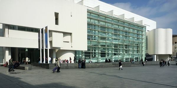 Barcelona Museum of Contemporary Art.