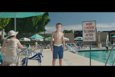 Video: New Audi A7 Commercial Takes it to the Pool