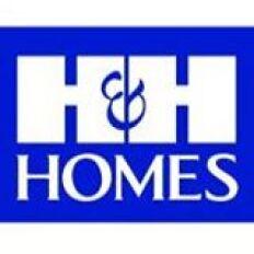 H & H Homes Logo