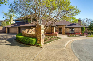 Courtesy Sotheby's International Realty - This Dallas home on the market for $1.1 million features a safe room.