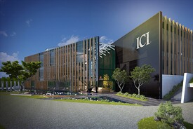 ICI Plant & Headquarters