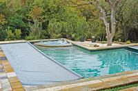 Automatic Pool Covers and Salt Systems Can Be a Perfect Marriage