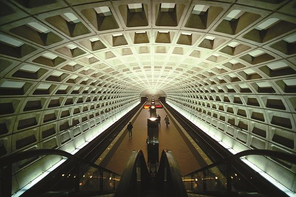Foggy Bottom Subway Station
