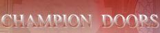 Champion Wood Specialties Logo