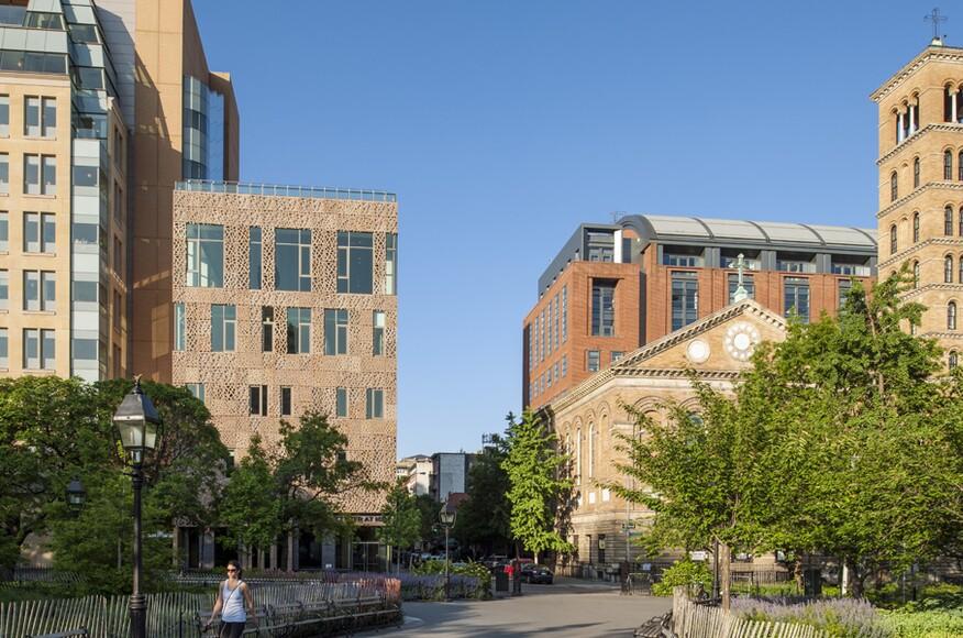 New York University Global Center For Academic And Spiritual Life - New york university architecture