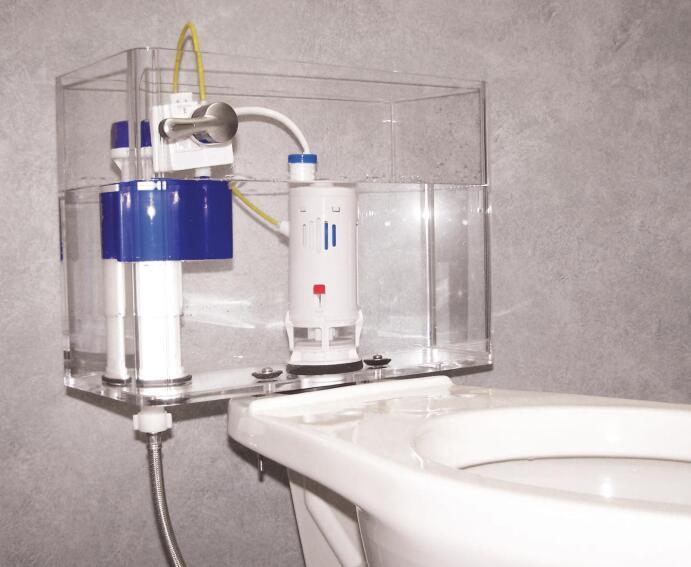 Smarter Flush Dual-Flush Toilet Retrofit Kit