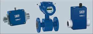 Flow meters for water with no moving parts.