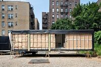 Prefabricated Building Construction in Upper Manhattan by Gluck+, Jeffrey Brown, and DeLuxe Building Systems
